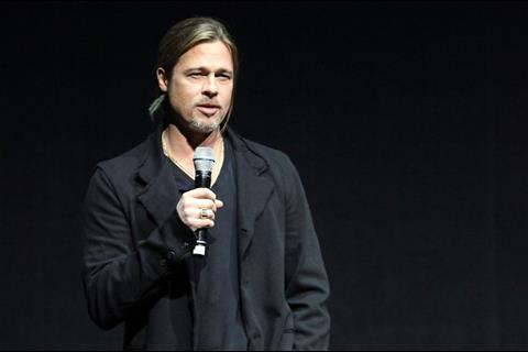 Brad Pitt talks World War Z